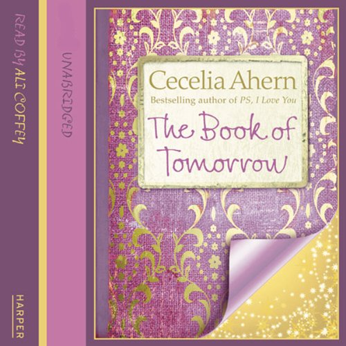 The Book of Tomorrow audiobook cover art