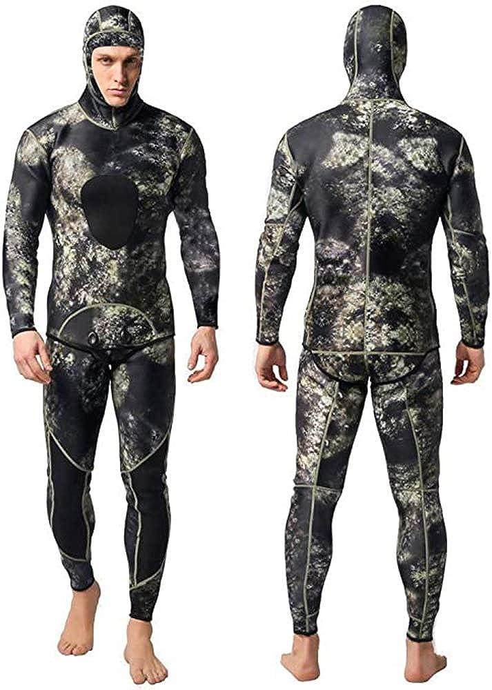 Nataly Same day shipping Osmann Camo Spearfishing Wetsuits 3mm Neoprene National uniform free shipping Men 1.5mm