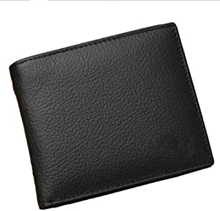 JIERS leather mens wallet premium product real wallets for man short black walet portefeuille homme