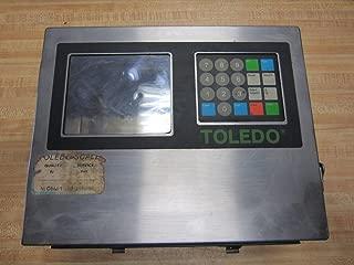 Toledo Scale 8142 Operator Panel With Keypad Reliance RAM No. 1006