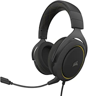 Sponsored Ad – Corsair HS60 Pro – 7.1 Virtual Surround Sound PC Gaming Headset w/USB DAC - Discord Certified Headphones – ...
