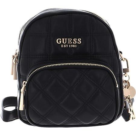 Guess Borsa zaino Kamina small backpack trapuntato black BS21GU115 VS811131