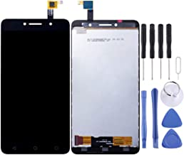 ZHANGTAI Sparts Parts LCD Screen and Digitizer Full Assembly for Alcatel One Touch Pixi 4 6 3G / 8050 (Version: FPC6013-3)(Black) Repair Flex Cable (Color : Black)