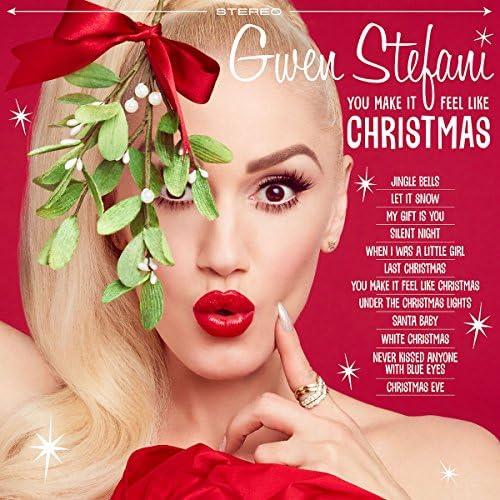 You Make It Feel Like Christmas White Opaque LP product image