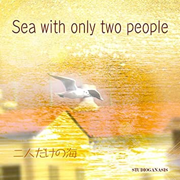 Sea with only two people