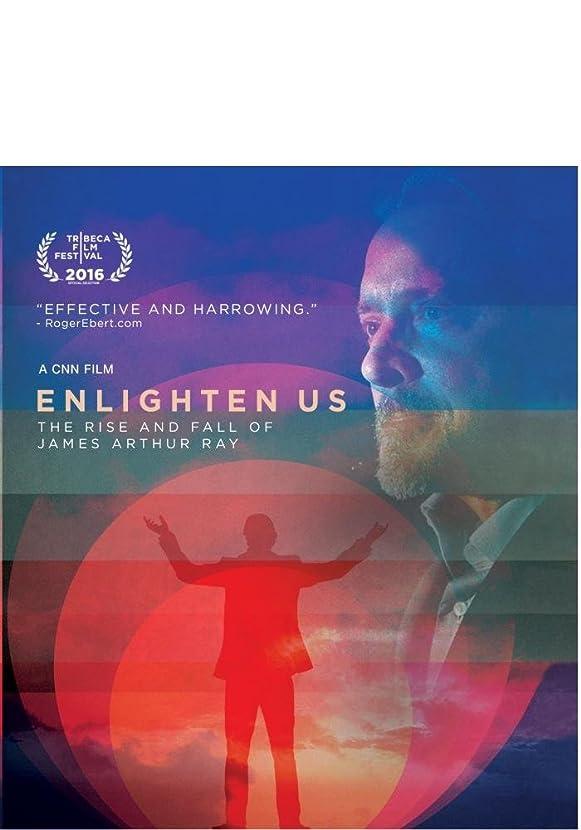 選挙理容師バタフライEnlighten Us: The Rise & Fall of James Arthur Ray [Blu-ray]