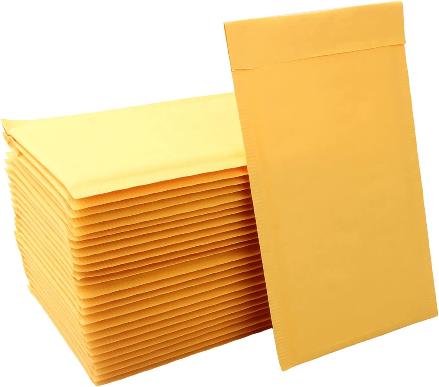 Acrux7 Kraft Max 66% OFF Bubble Mailers 5 x Mailing Houston Mall Envelopes 50 10