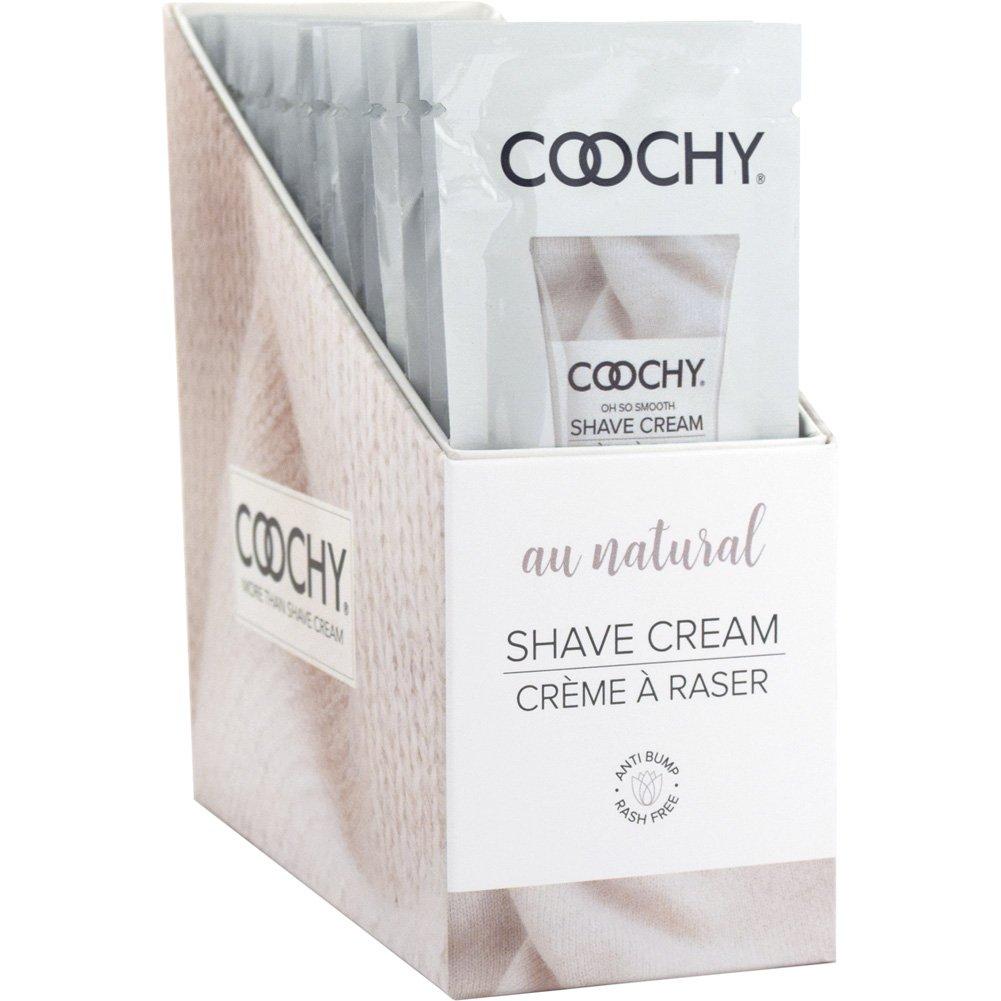 Direct stock discount Classic Erotica Coochy Shave Bargain 24-Piece Foil Cream