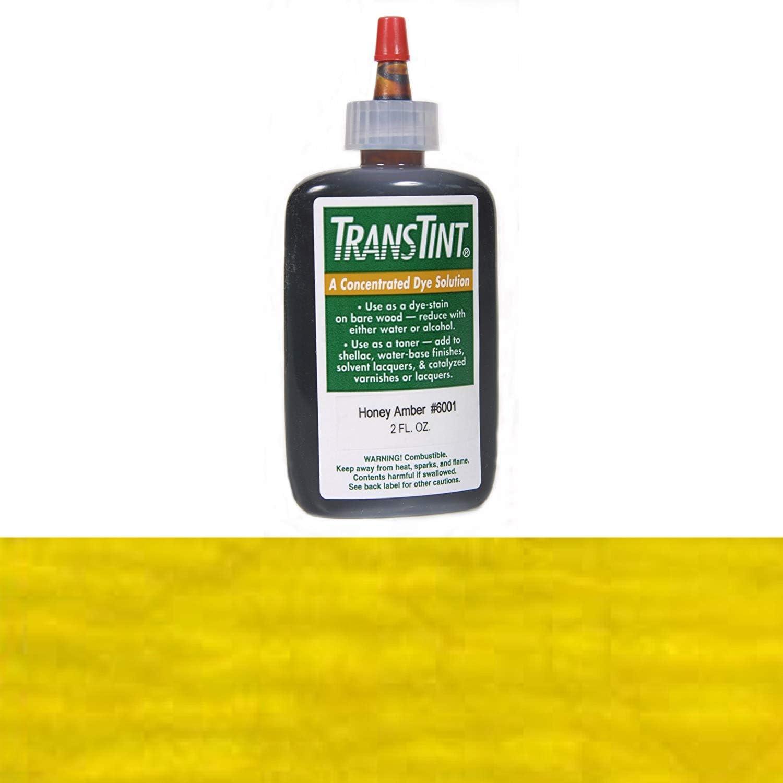TransTint Dyes, Lemon Yellow