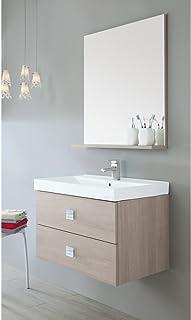36x50x42 cm Bianco Feridras Si 50 Composizione Bagno