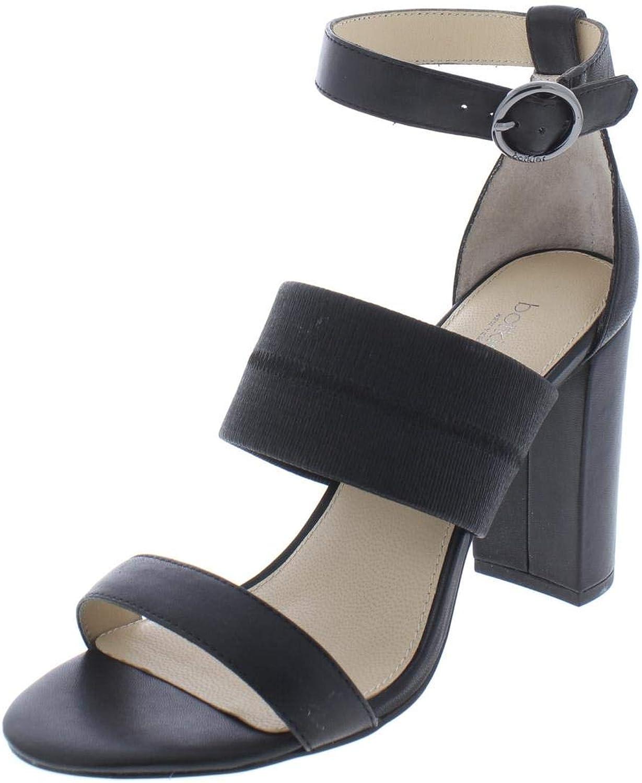 Botkier Womens Gisella Solid Open Toe Heels