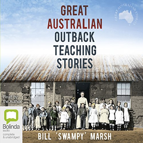 Great Australian Outback Teaching Stories audiobook cover art