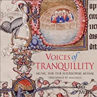 Voices of Tranquility by Magdala (2005-02-01)
