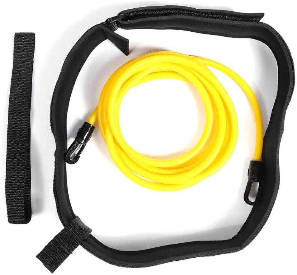 Ranking TOP19 ANGOU Swimming Training Max 42% OFF Bungee Resistance Band