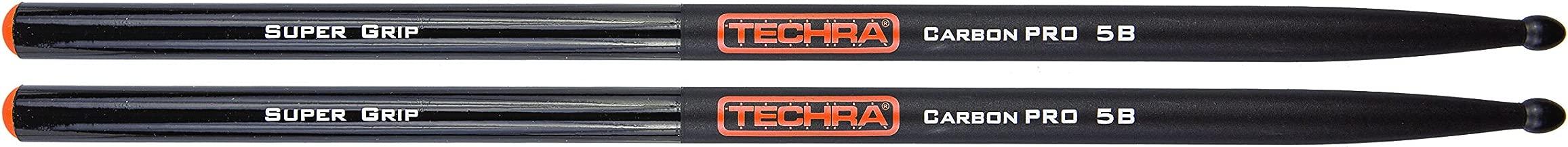 TECHRA CARBON PRO SUPERGRIP 5B ドラムスティック