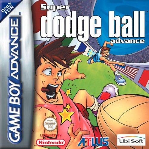 GameBoy Advance - Super Dodge Ball