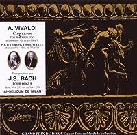 Antonio Vivaldi - Johann Sebastian Bach