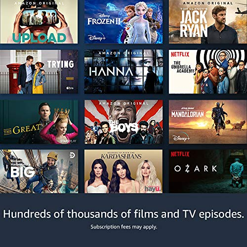 Fire TV Stick Lite, Certified Refurbished   With Alexa Voice Remote Lite (no TV controls), 2020 release