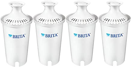 Brita Longlast Water Filter, Longlast Replacement Filters for Pitcher and Dispensers,