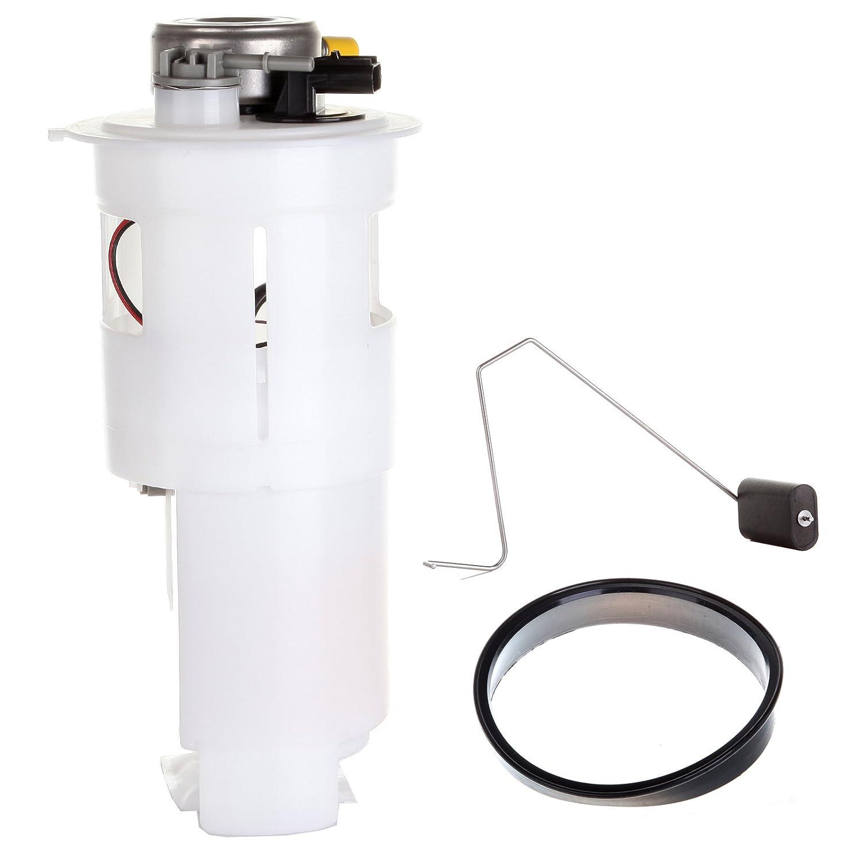 ECCPP Electric Fuel Pump Module Assembly w/Sending Unit Replacement for Dodge Durango 1998 1999 2000 2001 2002 2003 V6 V8 3.9L 4.7L 5.2L 5.9L E7117M