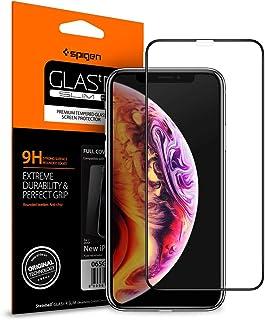 """Spigen, Vetro Temperato iPhone 11 PRO Max/XS Max (6.5""""), Vetro temperato 9H Premium, Custodia Compatibile, Copertura Total..."""