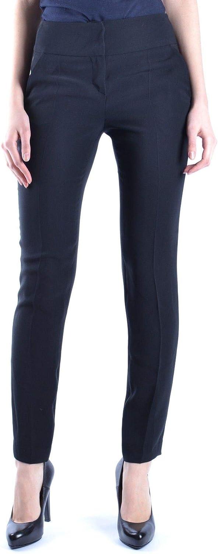 Balizza Women's MCBI12931 Black Polyester Pants