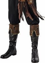 Buccaneer Boot Cuffs