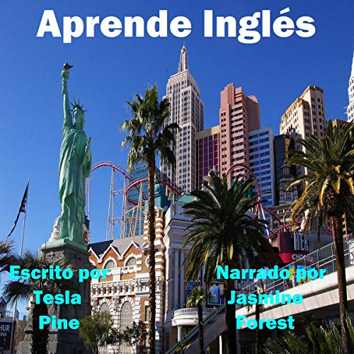Aprende Inglés [Learn English] audiobook cover art