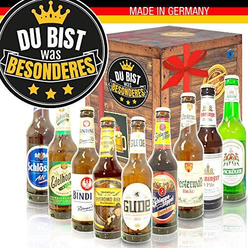 Du bist was Besonderes | Du bist Besonders | Deutsches Bier Geschenk