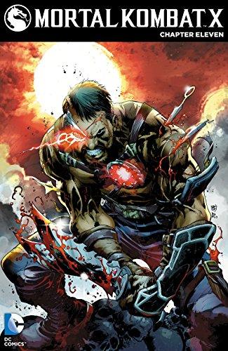 Mortal Kombat X (2015) #11 (Mortal Kombat X (2015-)) (English Edition)