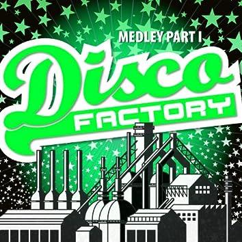 Disco Factory Medley Part I (Single)