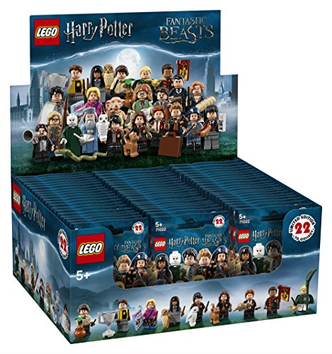 Lego 71022 Harry Potter Minifiguren Display Box Mit 60 Tüten