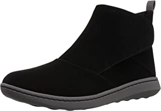 CLARKS Women's Step Move Up Ankle Boot