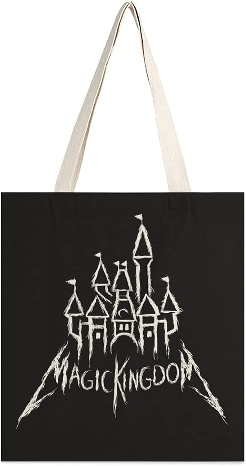 Canvas Tote bag for Women Shoppin Max 42% OFF Printing Double ...