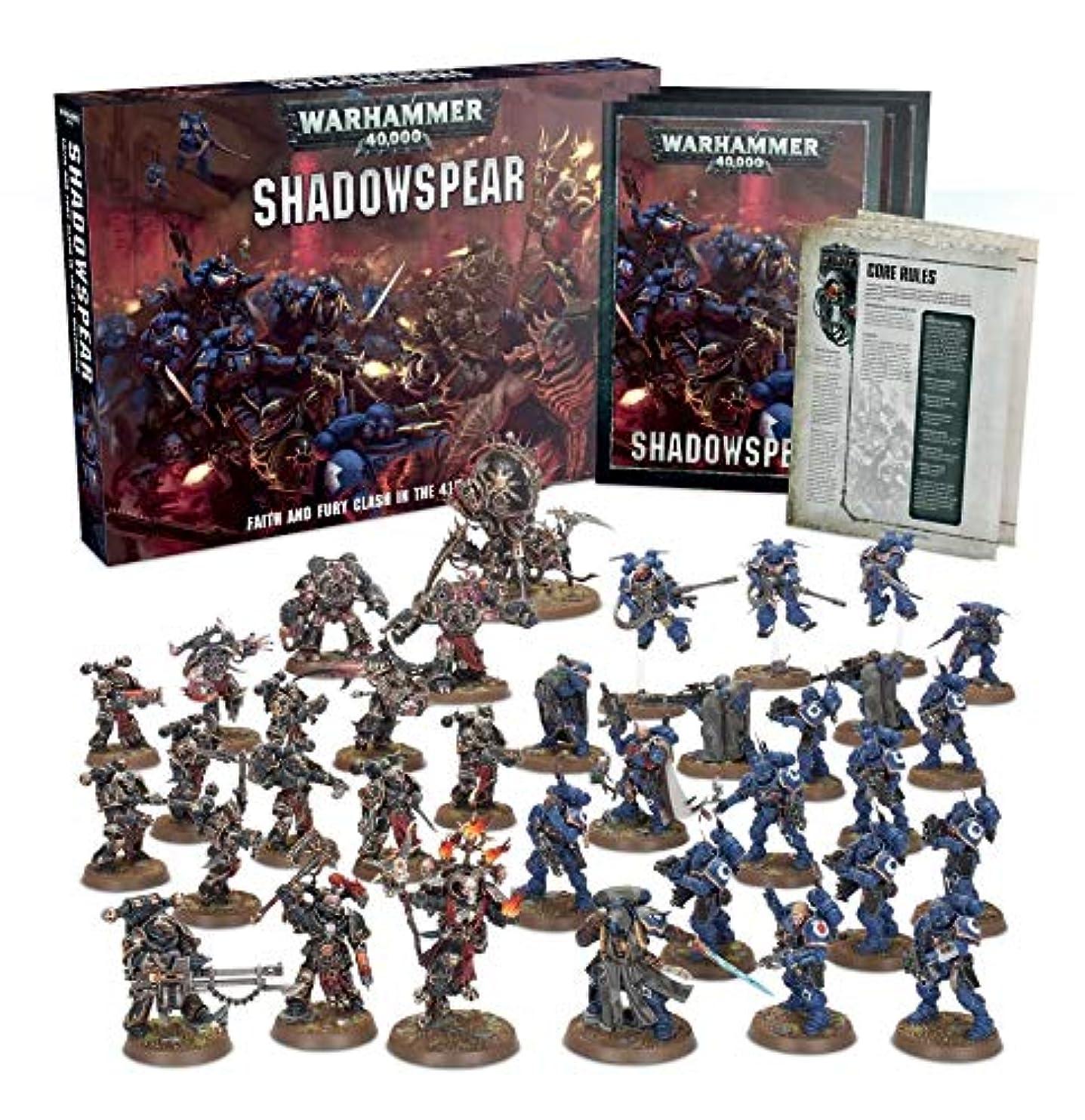 Games Workshop Warhammer 40,000 Shadowspear Box Set nnkqtqhgljt28