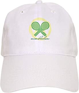 Wimbledon Cap - Baseball Cap with Adjustable Closure, Unique Printed Baseball Hat