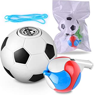Upinva ハンドスピナー ミニバスケットボールフットボールプラスチックフィンガートップジャイロボール、 Teenager大人用圧力削減おもちゃ (サッカージャイロ)