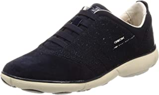 GEOX D Nebula C Womens Slip On Trainers/Shoes