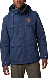 Columbia Men's South Canyon Lined Jacket, Water Resistant, Lightweight