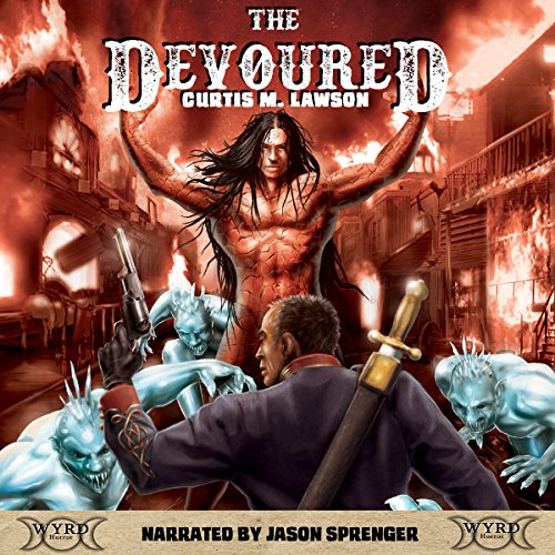 The Devoured audiobook cover art