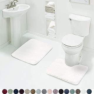 contour bath rug set