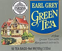 Mlesna Flavoured Green Tea, Earl Grey, 100g