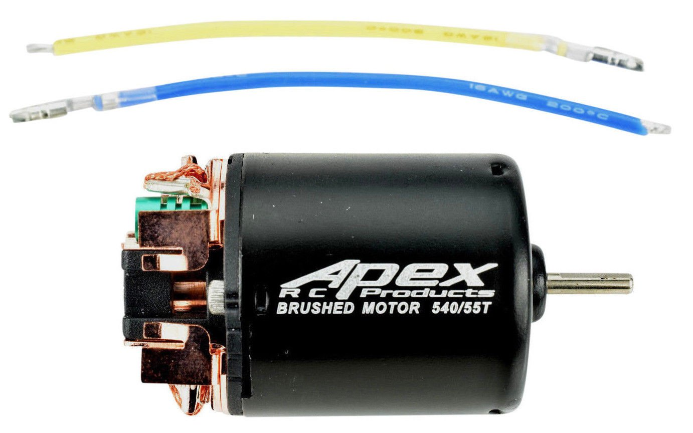 Apex RC Products 55T Turn 540 Brushed Crawler Electric Motor