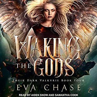 Waking the Gods: A Reverse Harem Urban Fantasy cover art