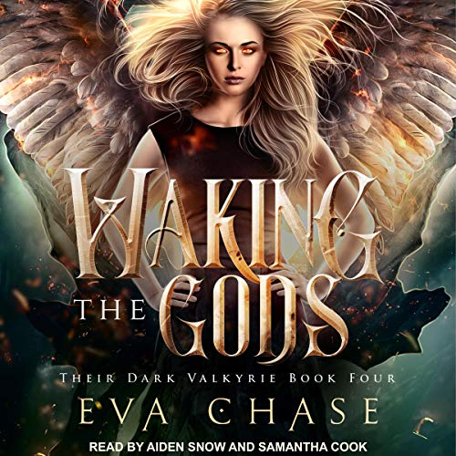 Waking the Gods: A Reverse Harem Urban Fantasy audiobook cover art