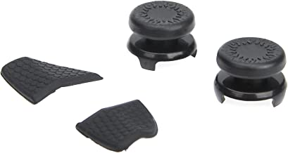 AmazonBasics Xbox One Controller Thumb Grips And Trigger Extender Precision Pack - Black