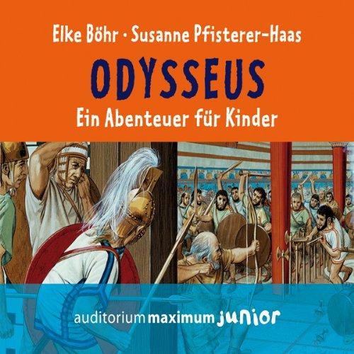 Odysseus. Ein Abenteuer für Kinder Titelbild