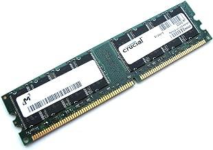 2C99652 - Crucial 1GB DDR SDRAM Memory Module