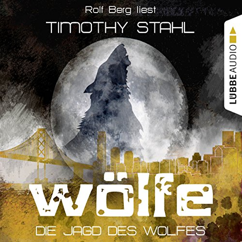 Die Jagd des Wolfes audiobook cover art