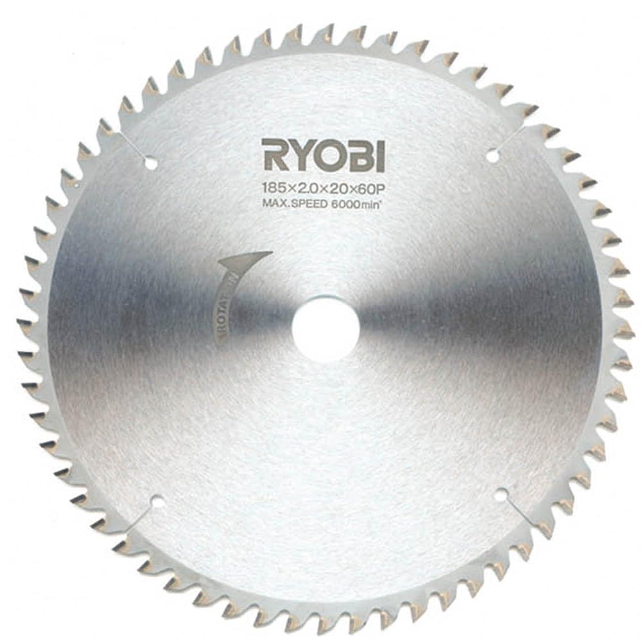 ベッド乙女準備リョービ(RYOBI) アルミ用チップソー TSS-191 TSS-190A用 185×20.0mm 60P 4911610